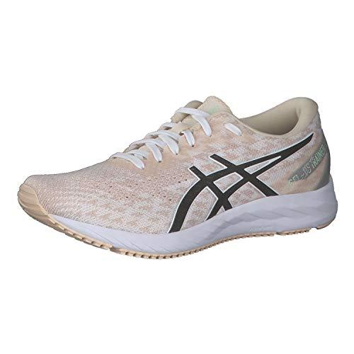 ASICS Dames 1012A579-100-10 Trail Running Shoe, White Gunmetal, 42 EU