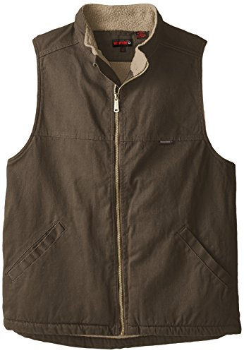 UPC 098775851262, Wolverine Men's Big-Tall Upland Vest, Gravel, Large/Tall