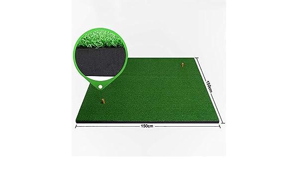 GZ Colchoneta de Práctica Swing Golf Swing Add Thick,UNA,Un ...