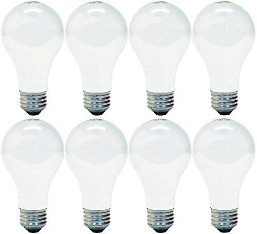 GE 97492 - 25 Watt Soft White Light Bulbs - 8 PACK
