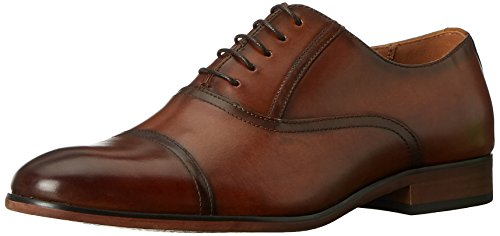 Steve Madden Men's Herbert Oxford, Tan, 10 M US
