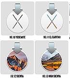 Macintosh OS X Installer - HGH Sierra (Mac OS X.13), Sierra (Mac OS X.12), EL Capitan (Mac OS X.11) or OS Yosemite (Mac OS X.10) Quad Bootable USB Flash Drive