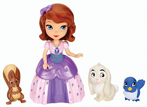 Disney Sofia The First Sofia and Animal Friends