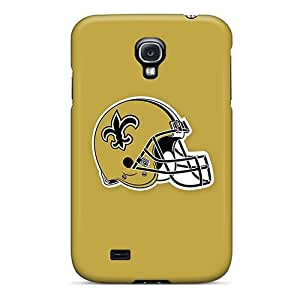 For Lsv14967HbXx New Orleans Saints 4 Protective Cases Covers Skin/Galaxy S4 Cases Covers Black Friday