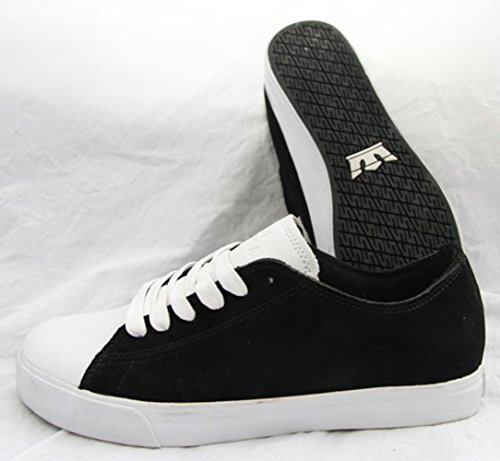 SUPRA Skateboard Styler Shoes Black/White, número de zapato:42.5
