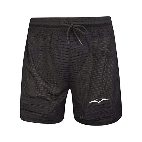 - VIC Hockey Jock Short with Protective Cup, Black, Youth, Small (03)
