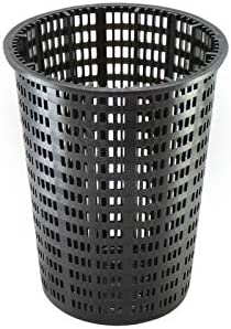 Hayward AXW431ABK Plastic Leaf Basket for Swimming Pool Leaf Canister (2 Pack)