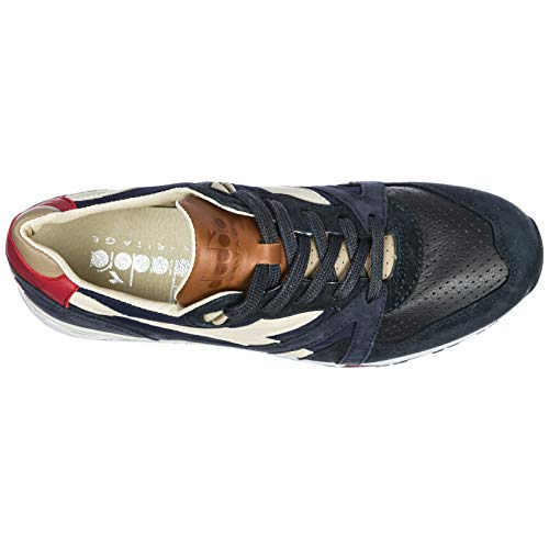 Sneakers Blu Heritage Homme H Diadora Baskets N9000 Chaussures 7vwxqgaS