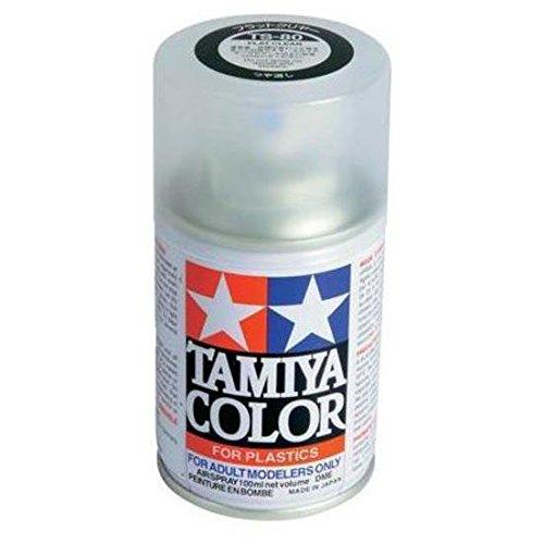 (Tamiya America, Inc Spray Lacquer TS-80 Flat Clear, TAM85080)
