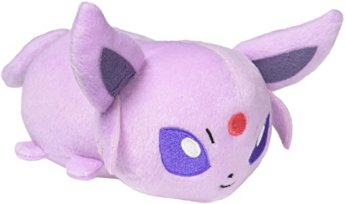 Banpresto Pokemon Laying Stuffed Espeon