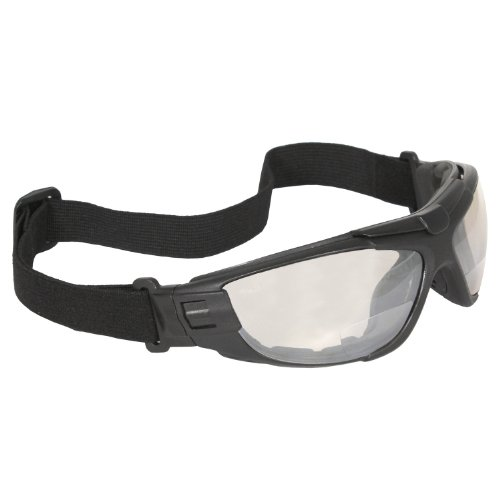 Radians CTB9-120 Radians Cuatro Bi-Focal 4-in-1 Foam Lined Safety Eyewear with Indoor/Outdoor Anti-Fog Lens by Radians (RADBN) (Image #1)