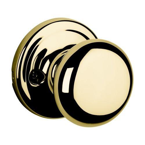 クイックセット604h Hancockノブ内部パックfor Single円柱Handlesets、 604H-3GC 1 B01FMR3DCC  光沢真鍮