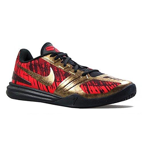 Nike - KB Mentality - Color: Rojo - Size: 43.0