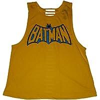 Batman Juniors Graphic Muscle Tank