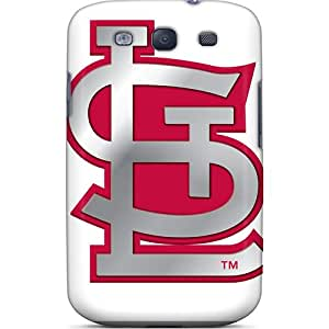 New Fashionable Elaney Aqo1885AWKE Cover Case Specially Made For Galaxy S3(st. Louis Cardinals)