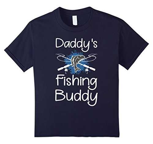 Fishing Buddy Kids T-shirt - 4