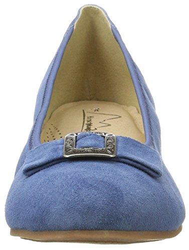 274 3004550 Women Conti Blue Pumps Andrea Jeans OqB6x