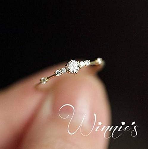 JESMING Diamond Exquisite Engagement Jewelry product image