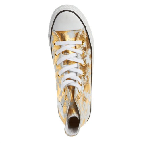 adulto Adulte Star Leather Unisex 0643 Chuck Taylor HI 90 Converse All Sneaker Seasonal tqIvgw