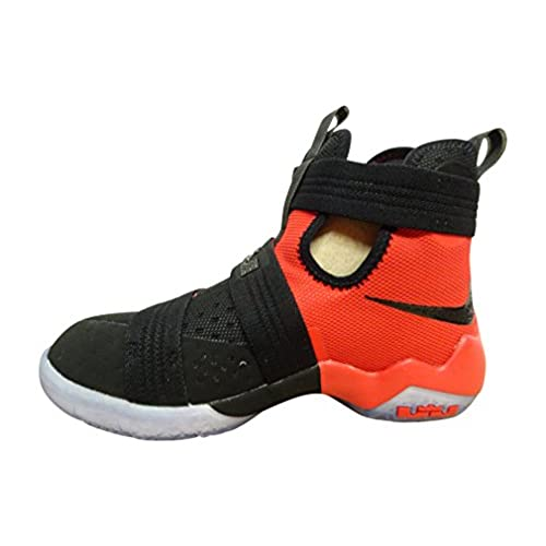 22d8ed6f74a13 well-wreapped Nike Lebron Soldier 10 (GS) Hi Top Basketball Trainers 845121  Sneakers