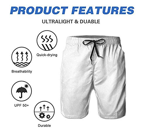 KBRWLOVESHORT Mens Team 10 Tie Dye Logo Swim Trunk Quick Dry Summer Surf Beach Shorts with Mesh Lining//Side Pockets