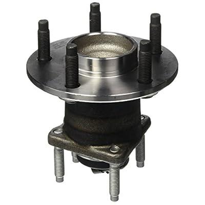 WJB WA512285 - Rear Wheel Hub Bearing Assembly - Cross Reference: Timken HA590080 / Moog 512285 / SKF BR930430: Automotive