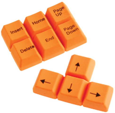 Keyboard Erasers 60 pcs sku# 1777915MA by Kid Fun (Image #1)