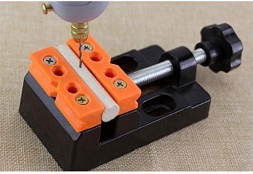 dailymall ミニフラットテーブルジョーベンチクランプバイスバイスDIY彫刻クラフト彫刻ツール
