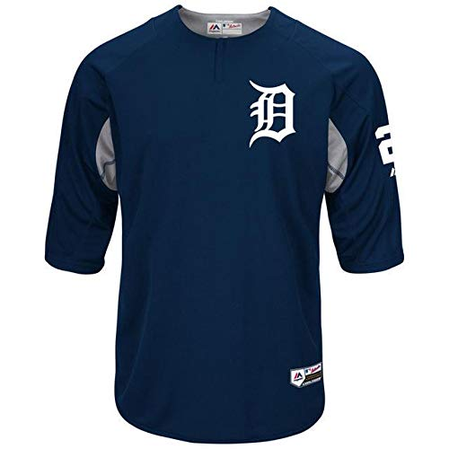 Majestic Majestic Player B07GNTNZ6G Miguel Cabrera Majestic Detroit Tigers Navy Authentic Collection On-Field Player Batting Practice Jersey スポーツ用品【並行輸入品】 L B07GNTNZ6G, 母子手帳ケースの店 クークーベベ:82c2cd24 --- cgt-tbc.fr