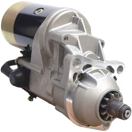 DB Electrical SND0405 Starter For Bobcat, Clark Kubota 753, 763, 773 Skid, 825 T190 /Clark 753 763 773 by DB Electrical