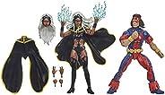 Bonecos Hasbro Marvel X-Men Tempestade e Pássaro Trovejante - E9297