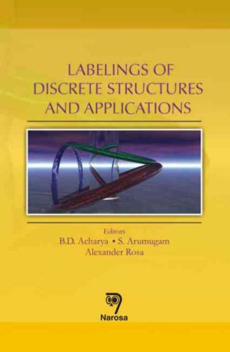 Labelings of Discrete Structures and its Applications