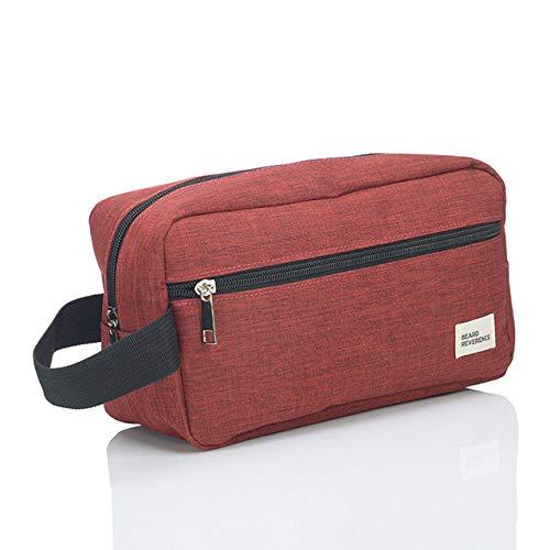LJQLXJ Large Capacity Waterproof Handbag Portable Toiletry Wash Beauty Essential Makeup Bag Men's Travel Organizers
