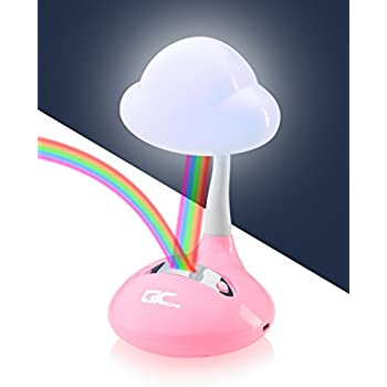 Amazon Com Rainbow In My Room Tabletop D 233 Cor Night Light