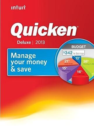 Quicken Deluxe 2013 [Download]