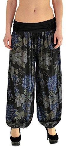 Pour Pantalon Pantalons Dames nbsp; Sarouel Femme Yoga De Pump nbsp;noir S16 S12 Harem OO5qr