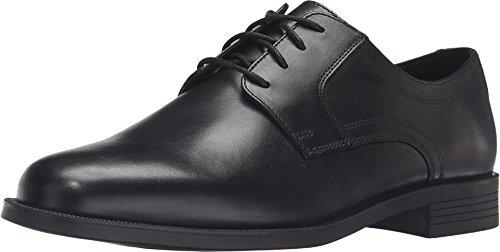 Cole Haan Dustin Men's Plain Toe Oxford II (10, Black)