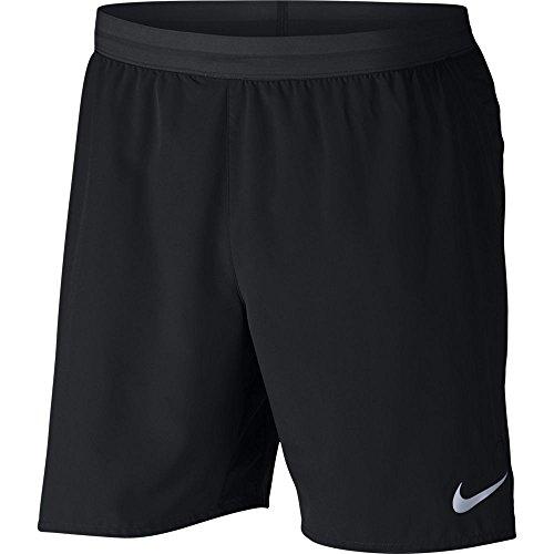 Short Noir 7 Distance noir Nike nbsp;running qwagOB8