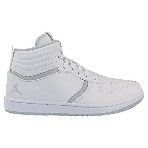 Jordan Air Nike Men's Heritage Weiß (White/Pure Platinum) dGZVSk