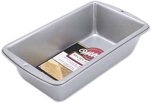 Wilton 2105-951 070896590510 Recipe Right Large Loaf Pan, Standard -