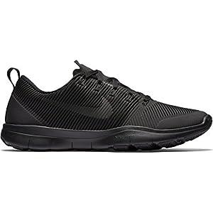 Nike Free Train Versatility Running Shoes Current Collection 2017 black, EU Shoe Size:EUR 48.5, Color:black