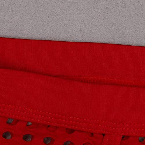 Slip Fashion Warming Under Hollow Uomo Underpants Da Sports Rot Sche Shem Pantaloncini Giovane Bulge qxwBXpWHnR