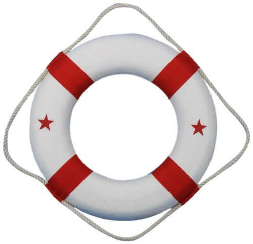 - Hampton Nautical  Lifering, 15