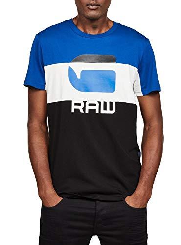 G Noir Graphic Raw T Homme shirt star 41 Avqp8x4