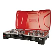 Coleman 2-Hyper Flame Camp Stove & Grill