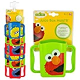 Sesame Street Juice Box Holder - Cookie Monster or Elmo, assorted styles