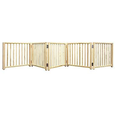 Four Paws Folding Panel Gate