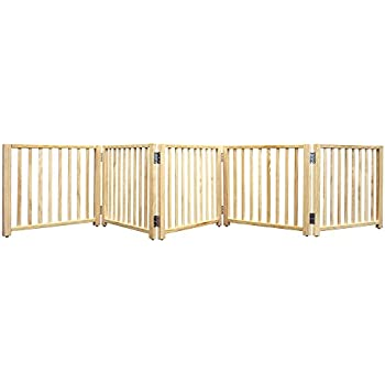 Amazon Com Best Choice Products Pet Fence Gate Free