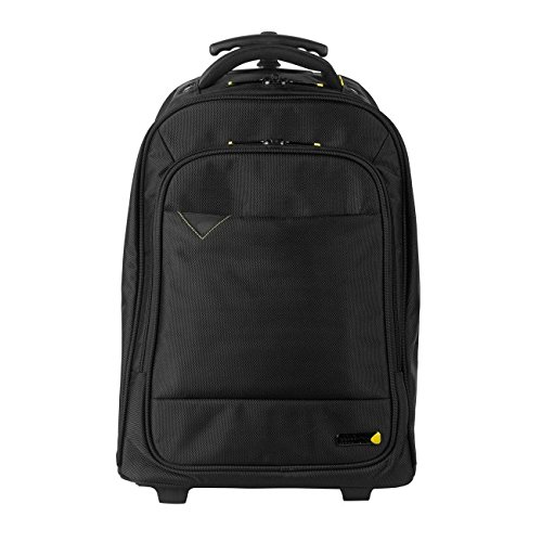 6 TAN3710V3 Backpack Rolling Laptop 15 for Inch Black Techair BXqPwSq