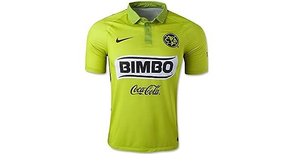 207049c43138b Nike Playera 640830380 América Caballero Clausura 2015-Multicolor   Amazon.com.mx  Deportes y Aire Libre
